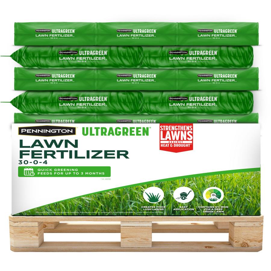 Pennington Ultragreen Lawn Fertilizer 30-0-4 1ea/5M 14 lb
