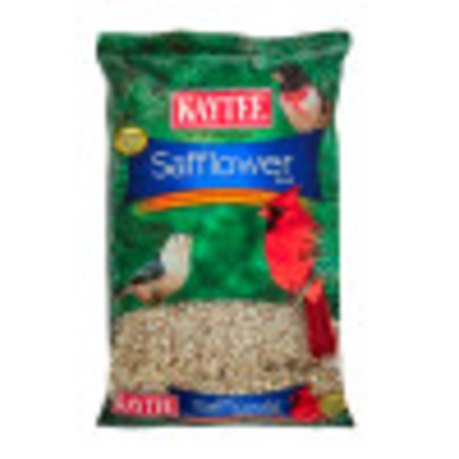 Kaytee Safflower Seed Wild Bird Food 8ea/5 lb