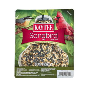 Kaytee Songbird Treat Bell 6ea/13 oz