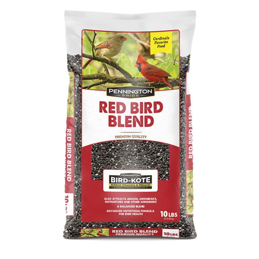 Pennington Pride Red Bird Blend Bird Food 3ea/10 lb