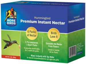 Classic Brands More Birds® Hummingbird Nectar Concentrate Powder 6pk Red 6ea/2 lb