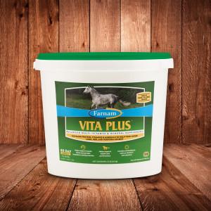Farnam Vita Plus Balanced Multi-Vitamin & Mineral Supplement 4ea/7.5 lb, 60 Day Supply