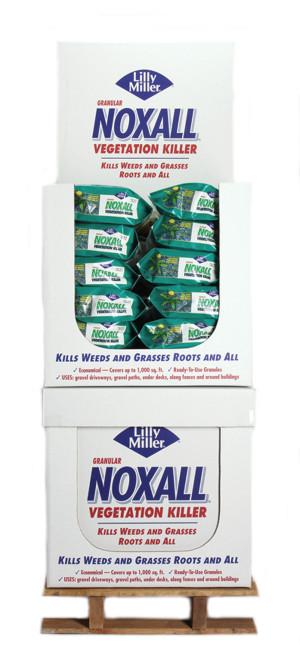 Image from Lilly Miller Noxall Vegetation Killer Granules Quarter Pallet 30ea/10 lb