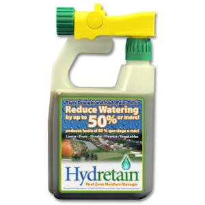 Arborjet Hydretain Root Zone Moisture Manager Ready to Spray 12ea/1 qt