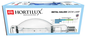 Hortilux Metal Halide Grow Lamp 12ea/400, 400 W
