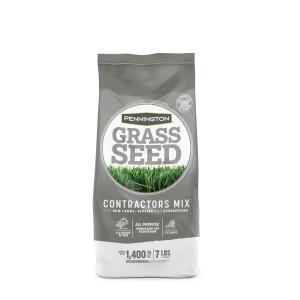 Pennington Contractors Mix Grass Seed Mix Central Contractors 32ea/7 lb