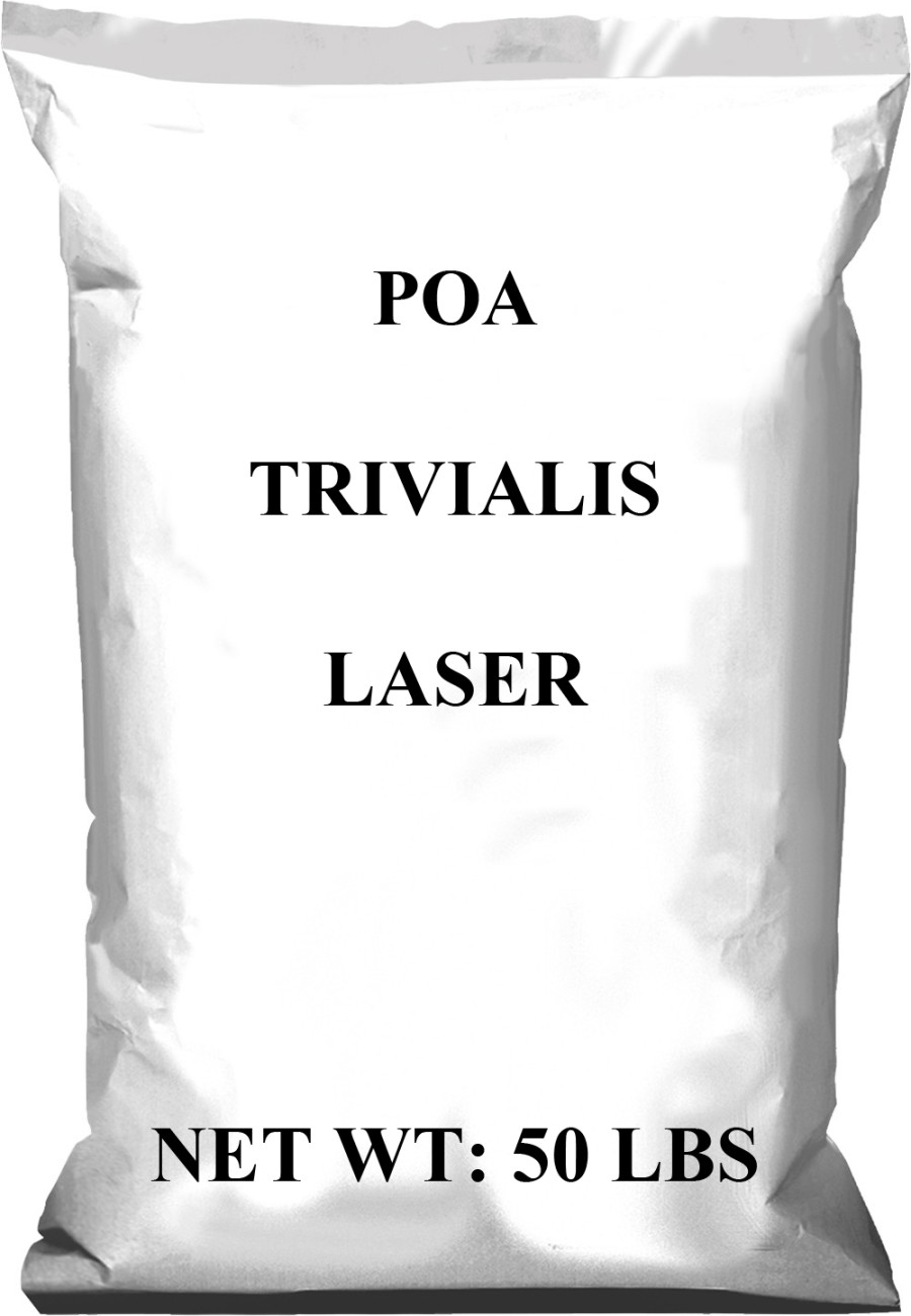Pennington POA Trivialis Laser 1ea/50 lb