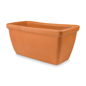 Pennington Window Box Plain Terra Cotta 1ea/13 in
