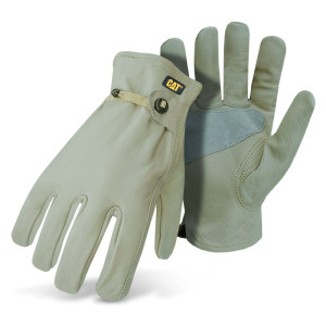 Cat Premium Grain Cowhide Driver Glove