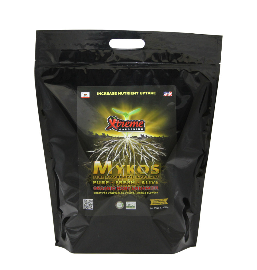 Xtreme Gardening Mykos Pure Fresh Alive 2ea/20 lb