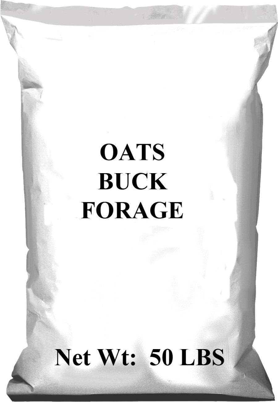 Pennington Oats Buck Forage 1ea/50 lb