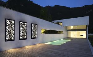 Matrix Decor Screen Light Panel Box Kit Charcoal 1ea/3Ftx6 ft