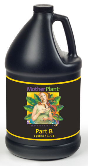 Hydrodynamics Mother Plant Nutrients Part B 4ea/1 gal