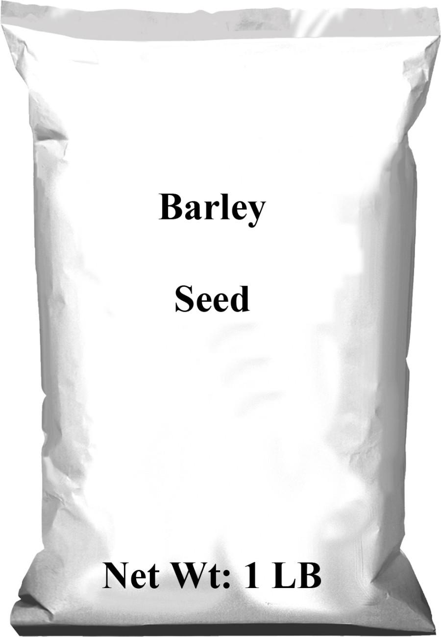Pennington Barley Seed 1ea/1 lb