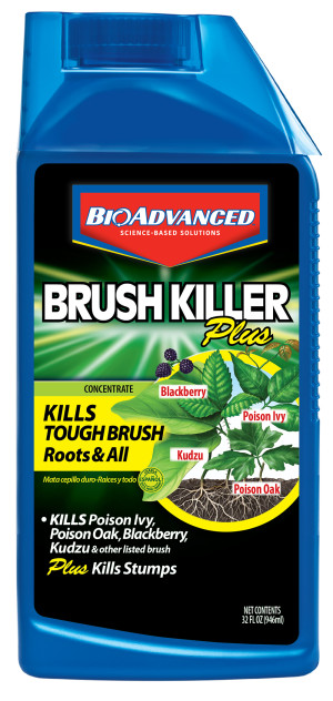 BioAdvanced Brush Killer Plus Concentrate 8ea/32 oz