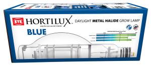 Hortilux Blue Daylight Metal Halide Grow Lamp 6ea/600 W