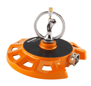 Dramm ColorStorm Spinning Sprinkler Orange 6ea
