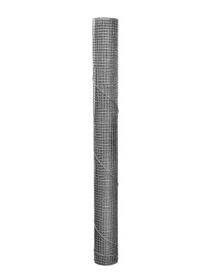 Garden Zone 23-gauge Galvanized Hardware Cloth Silver 12ea/24Inx5-1/4 ft