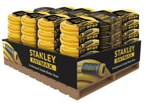 Bond Stanley FATMAX Professional Grade Water Hose Display Yellow 1ea
