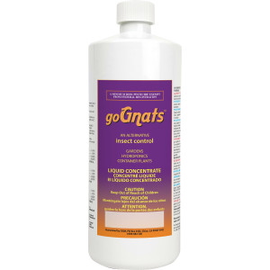 Earth Juice goGnats Liquid Poison-Free Insect Control Concentrate 12ea/32 oz