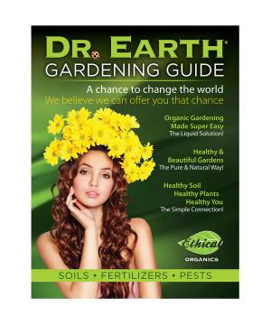 Dr. Earth Garden Guide 50ea