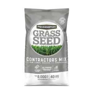 Pennington Contractors Mix Grass Seed Mix Central Contractors 1ea/40 lb