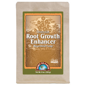 Down To Earth Root Growth Enhancer Mycorrhizal Fungi Granules OMRI 12ea/8 oz