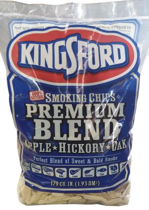 Kingsford Premium Blend Smoking Wood Chips 12ea/179 cu in