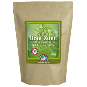 Down To Earth Root Zone Granular Mycorrhizal Fungi OMRI 5ea/5 lb