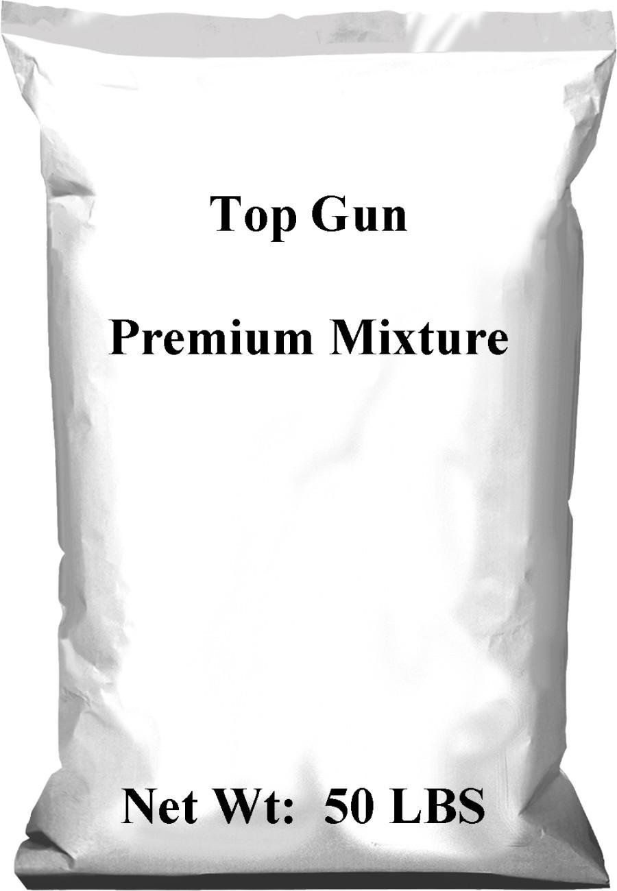 Pennington Top Gun Premium Mixture 1ea/50 lb