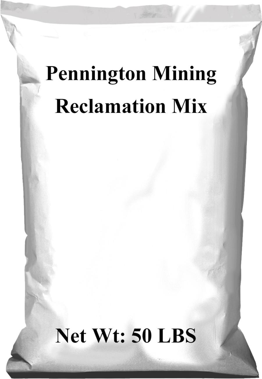 Pennington Mining Reclamation Mix 1ea/50 lb