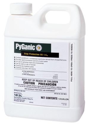 Monterey Pyganic Crop Protection EC 1.4 Organic 4ea/1 gal