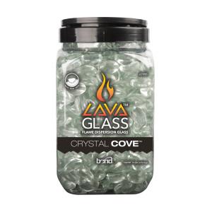 Bond Lavaglass Mini Crystal Cove 4ea/10 lb