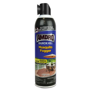 Amdro Quick Kill Mosquito Fogger Outdoor 8ea/14 oz