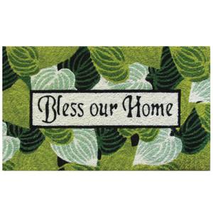 Robert Allen Mat Bless Our Home 5ea/18Inx30 in