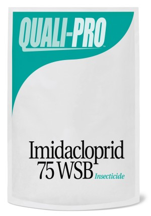 Quali-Pro Imidacloprid 75% Water Soluble Bags Insecticide 88ea/1.6 fl oz