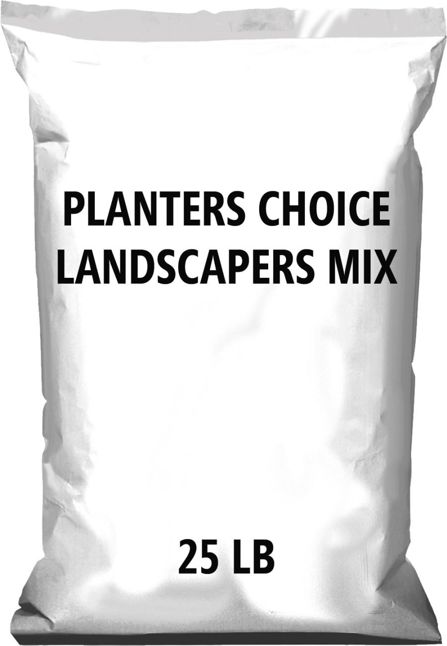Pennington Planters Choice Landscapers Mix 1ea/25 lb