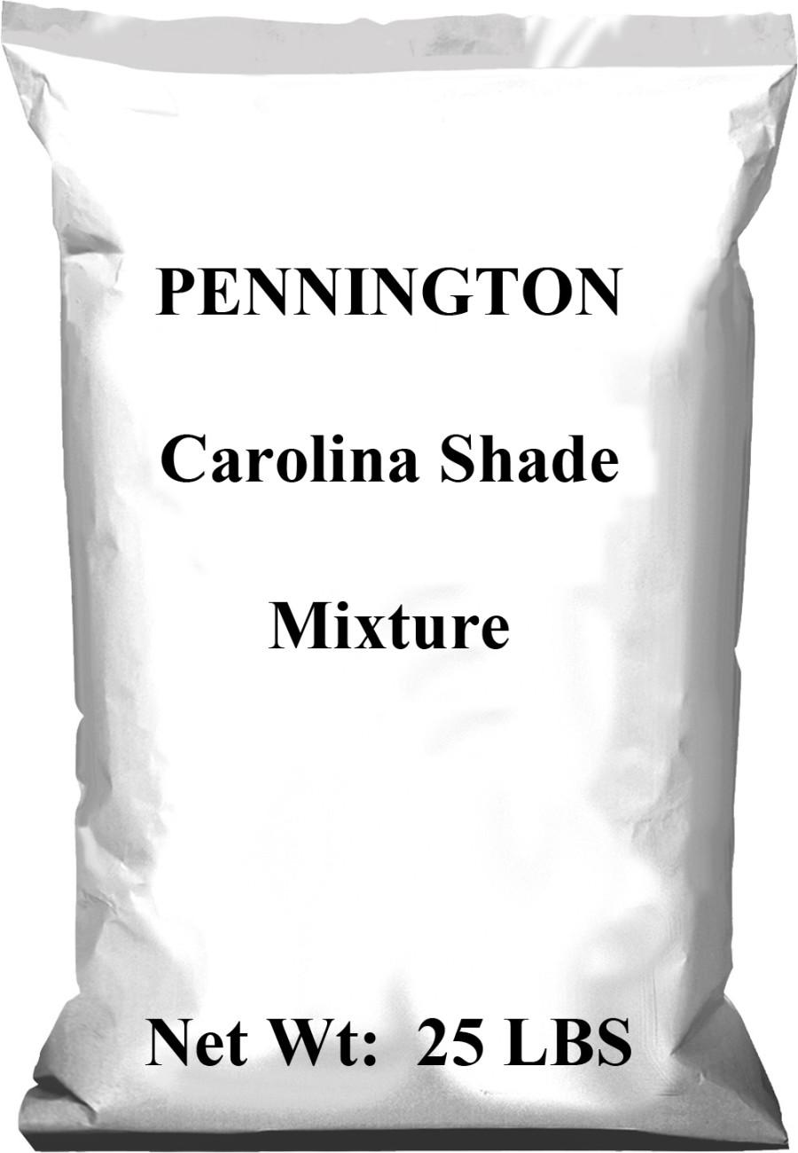 Pennington Carolina Shade Mixture Grass Seed 1ea/25 lb