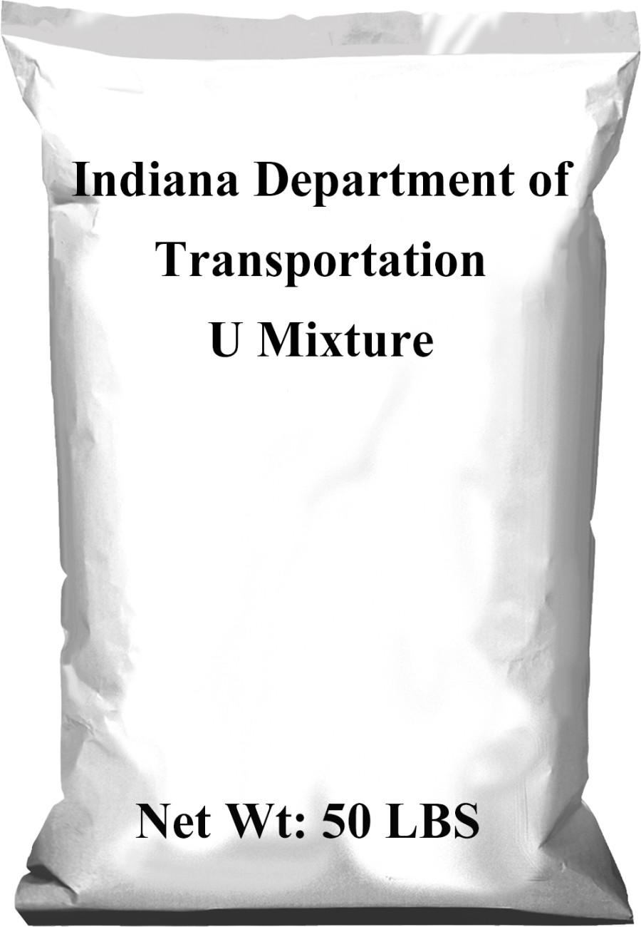 Pennington Indiana Department of Transportation U Mixture 1ea/50 lb