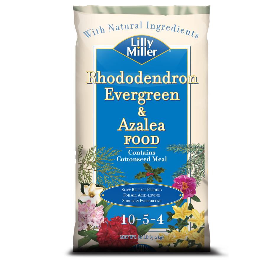 Lilly Miller Rhododendron Evergreen & Azalea Food 10-5-4 1ea/16 lb
