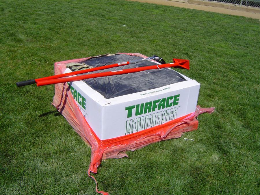 Turface MoundMaster Blocks Red 304ea/6.25 lb