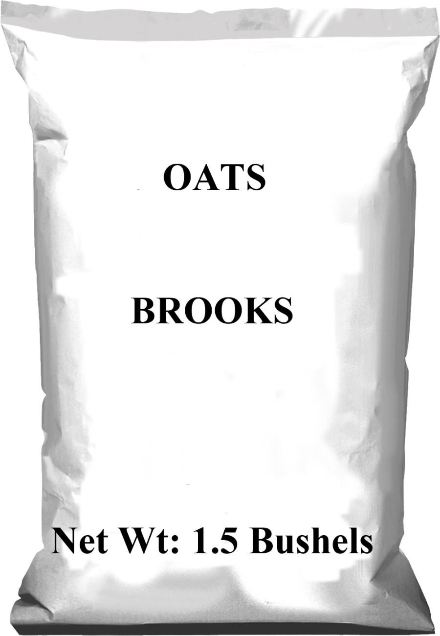 Pennington Oats Brooks 1ea/1.5bu