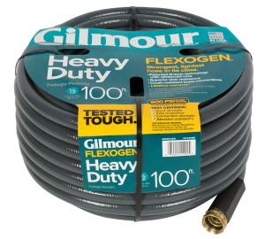 Gilmour Flexogen Premium Hose Heavy Duty Grey 3ea/1/2Inx100 ft