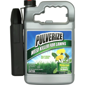 Messina Pulverize Selective Weed Killer Ready to Use 4ea/128 fl oz