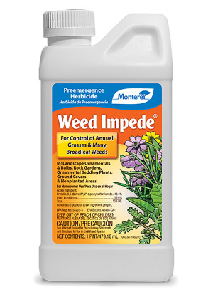 Monterey Weed Impede Pre Emergent Herbicide Concentrate