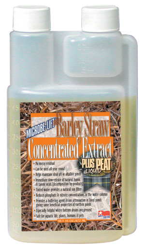 Microbe-Lift Concentrated Barley Straw Extract 6ea/16 oz