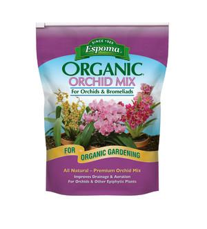 Espoma Organic Orchid Mix 1ea/4 qt