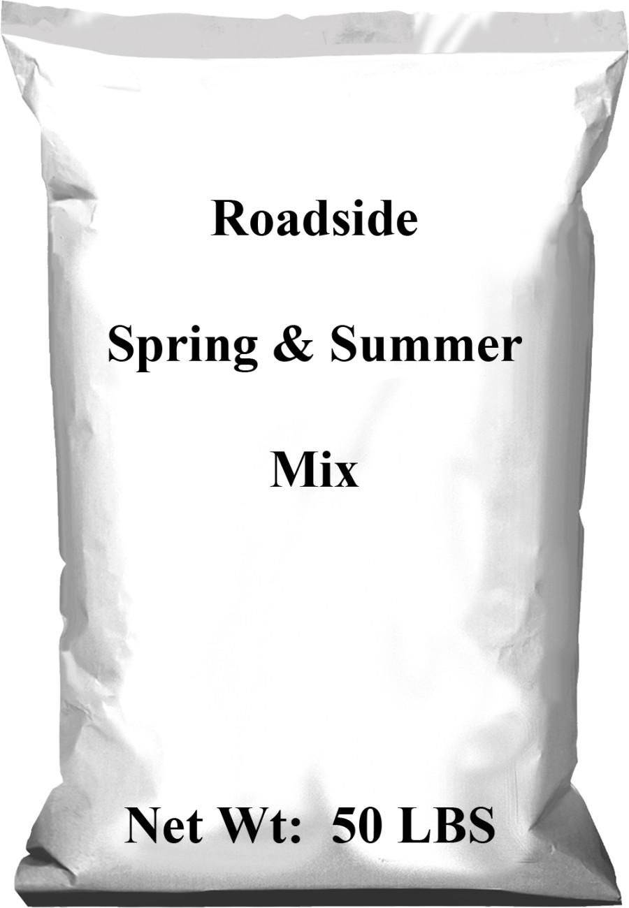 Pennington Roadside Spring & Summer Mix 1ea/50 lb