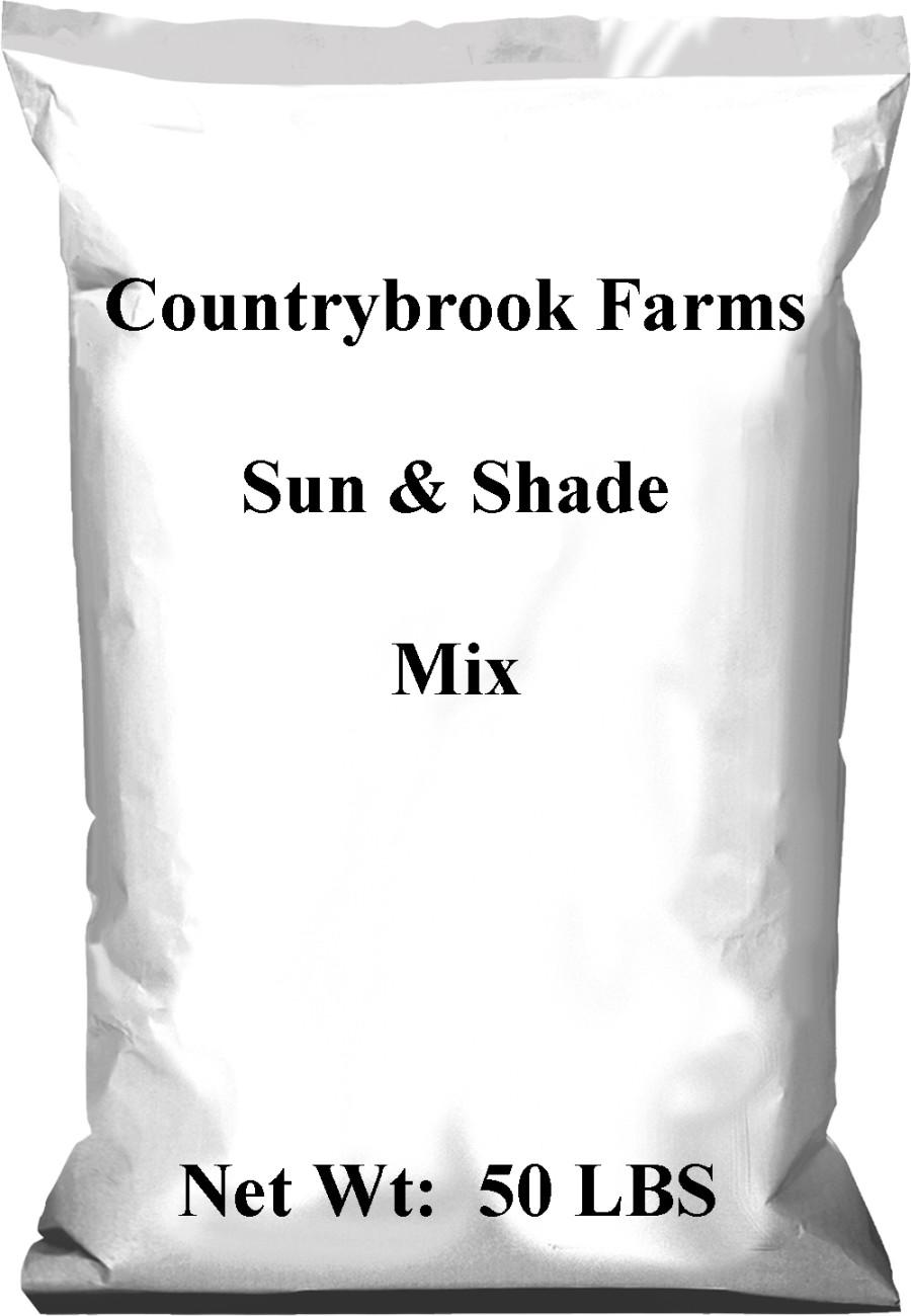Pennington Countrybrook Farms Sun & Shade Mix 1ea/50 lb