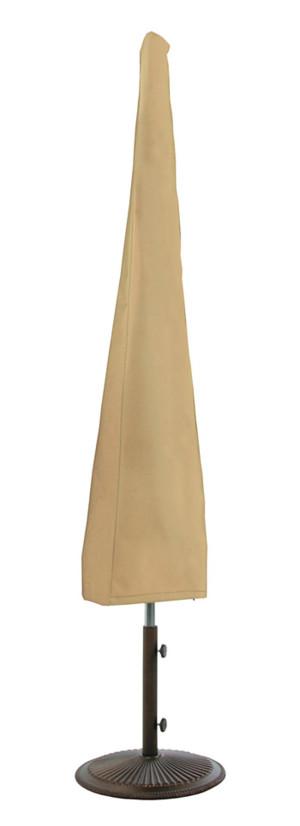 Classic Accessories Terrazzo Patio Cover Umbrella Sand 1ea/132 in